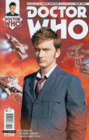 Doctor Who The Tenth Doctor Adventures: Year Two #1 (Cover B)